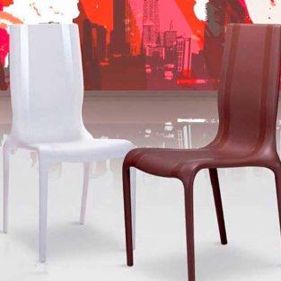 silla de jardin austral blanco