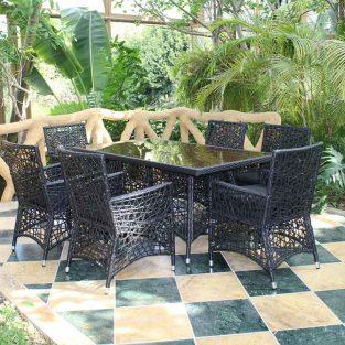 Conjunto jardín Greco